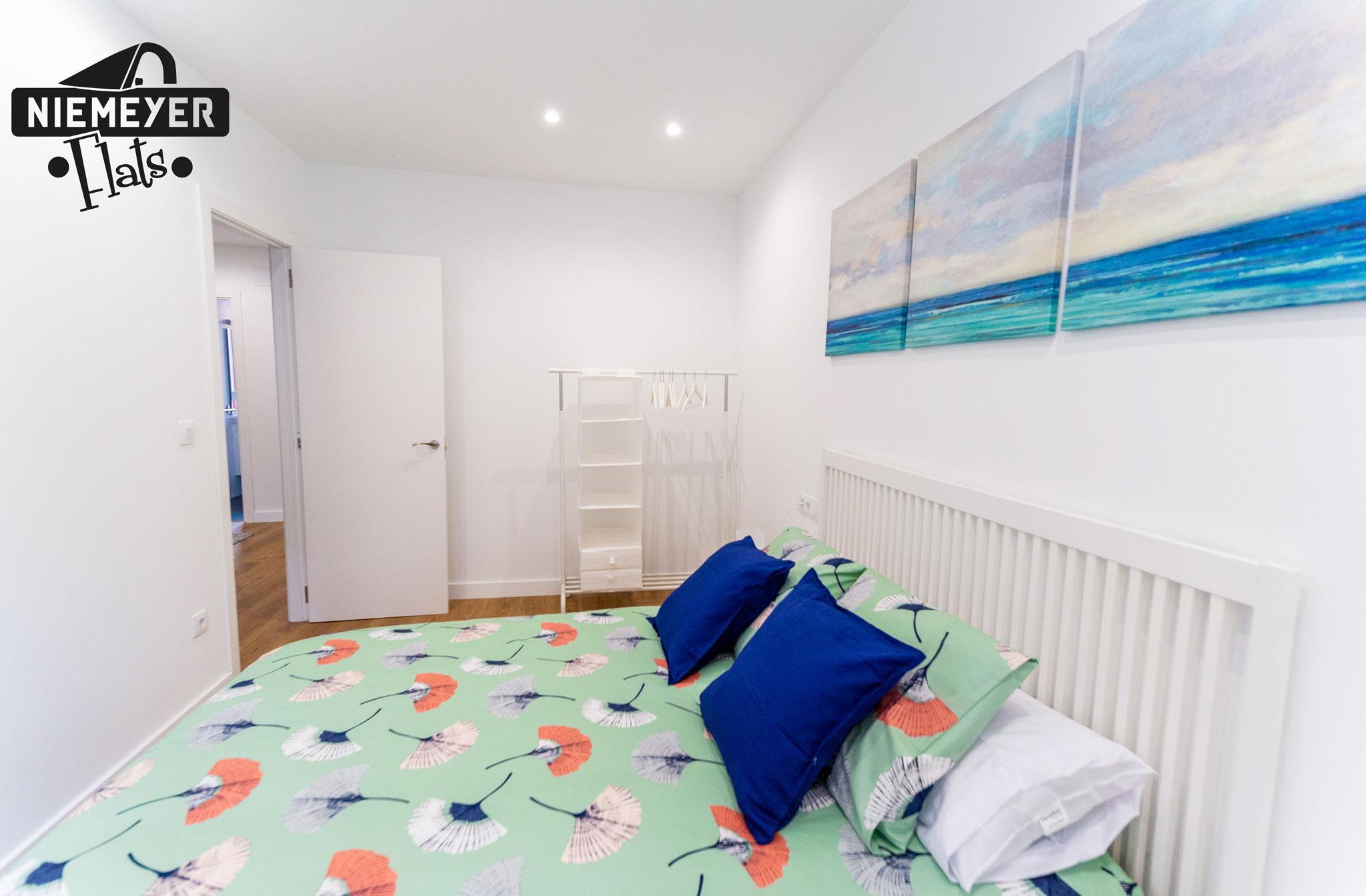 Niemeyer Flats habitación